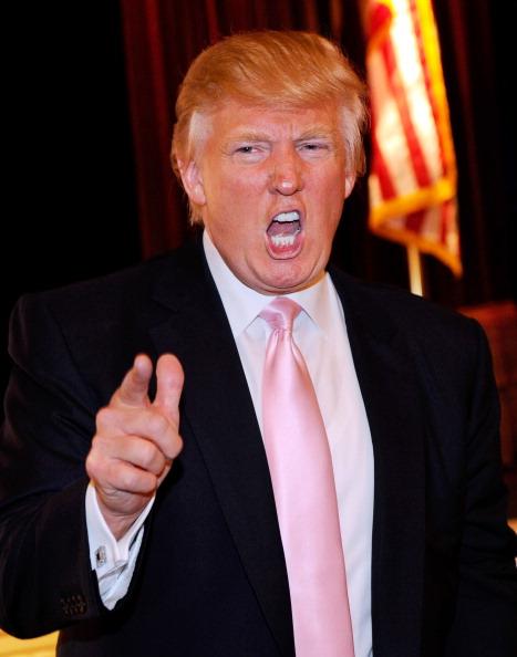 縦位置「Donald Trump Speaks To GOP Women's Groups」:写真・画像(6)[壁紙.com]