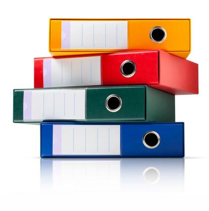 Office Supply「Ring binders」:スマホ壁紙(18)