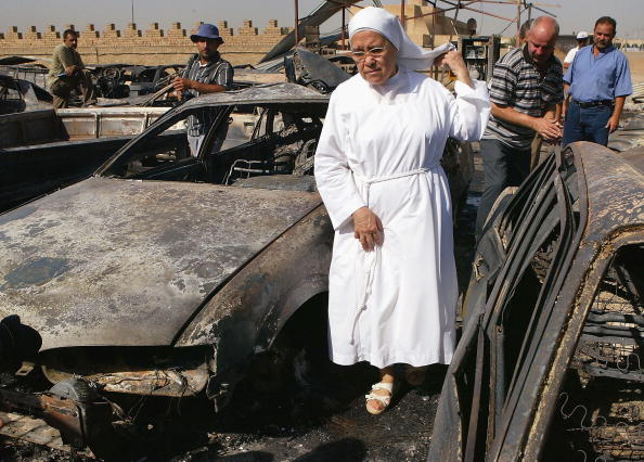 Cars 2「Iraqi Christians Come To Terms With Baghdad Church Bombings」:写真・画像(11)[壁紙.com]
