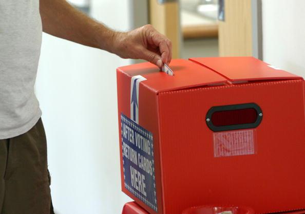 Position「Early Voting Begins In Florida」:写真・画像(14)[壁紙.com]