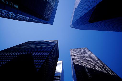 Postmodern「Corporate buildings」:スマホ壁紙(1)