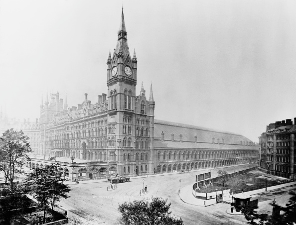 Railroad Station「St Pancras Station」:写真・画像(19)[壁紙.com]