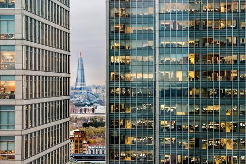 Skyscraper「City of London looking West」:スマホ壁紙(19)