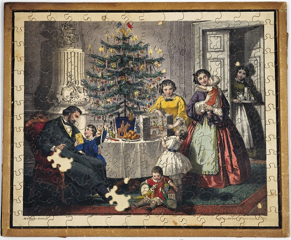 Middle Class「Puzzle with Christmas theme」:写真・画像(8)[壁紙.com]