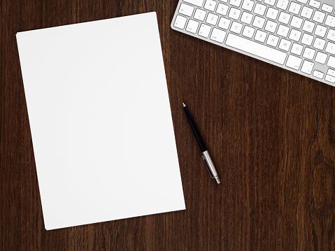 Writing「Businessman's Table」:スマホ壁紙(9)