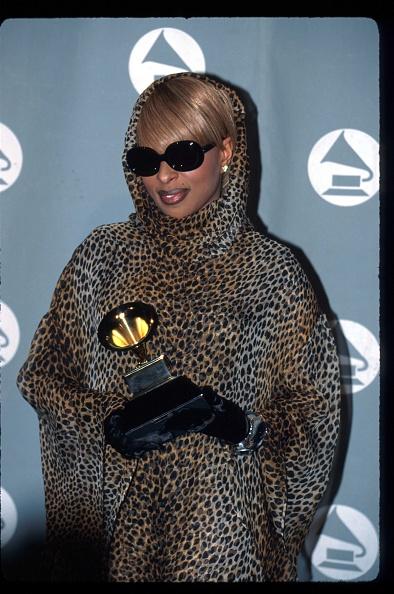 Leopard Print「38th Annual Grammy Awards」:写真・画像(5)[壁紙.com]