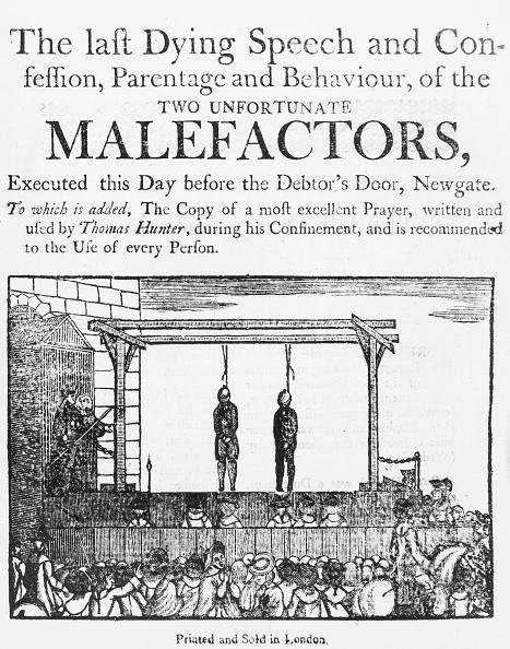 Hanging「Unfortunate Malefactors」:写真・画像(10)[壁紙.com]