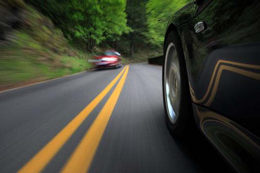 Hairpin Curve「Oncoming Traffic.」:スマホ壁紙(5)