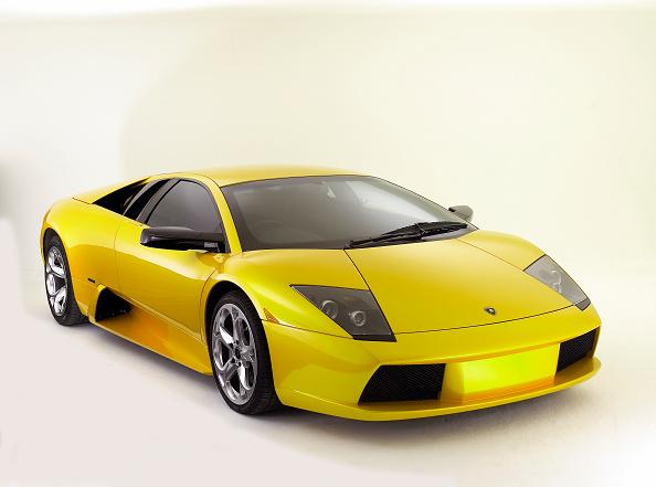 Yellow「2003 Lamborghini Mucielago」:写真・画像(9)[壁紙.com]