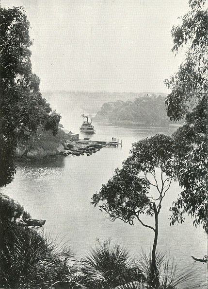 1900「Mosmans Bay」:写真・画像(3)[壁紙.com]