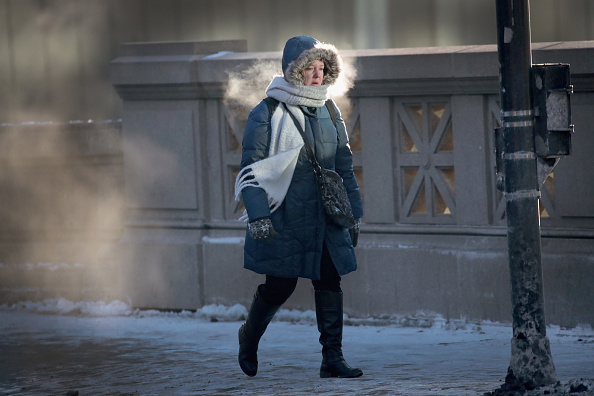 Cold Temperature「Chicago's Deep Freeze Continues With Single Digit Temperatures」:写真・画像(1)[壁紙.com]