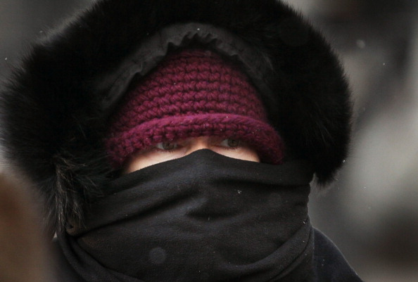 Cold Temperature「After Winter Storm, Chicago Immersed In Deep Freeze」:写真・画像(14)[壁紙.com]