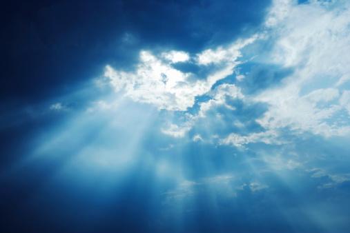 Cloudscape「Light from the sky」:スマホ壁紙(19)
