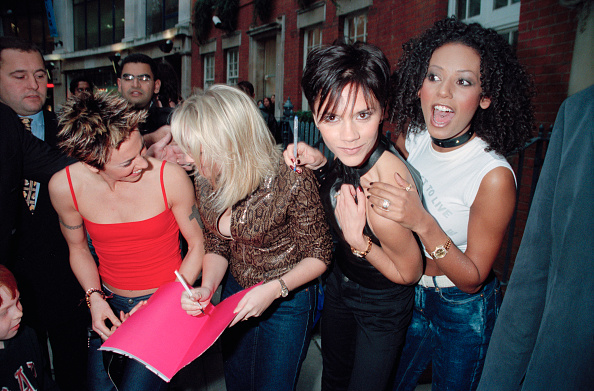 1990-1999「The Spice Girls」:写真・画像(13)[壁紙.com]