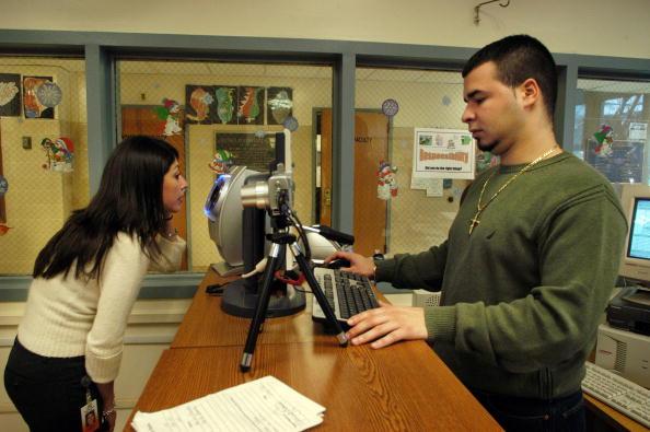 Iris - Eye「New Jersey School System Uses Iris-Recognition Technology」:写真・画像(8)[壁紙.com]