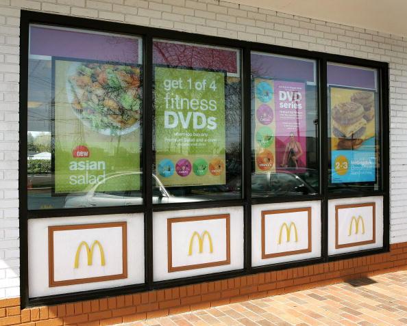 Salad「McDonalds Begins Selling Fitness Videos」:写真・画像(4)[壁紙.com]