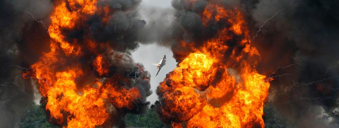Inferno「Typhoon Fighter Bomb Run」:スマホ壁紙(2)