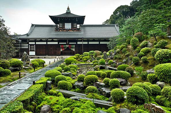 Botany「Garden In Front Of Kaisan-Do Hall」:写真・画像(14)[壁紙.com]