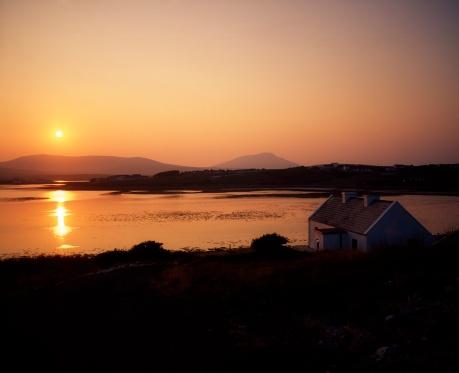 Achill Island「Achill Sound, Achill Island, Co Mayo, Ireland」:スマホ壁紙(6)