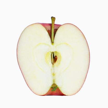 Halved「Halved apple」:スマホ壁紙(15)