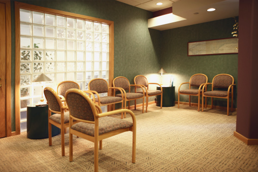 Medicine「Empty dental office waiting room」:スマホ壁紙(11)