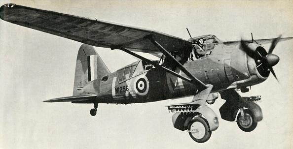 Air Force「The Westland Lysander」:写真・画像(3)[壁紙.com]