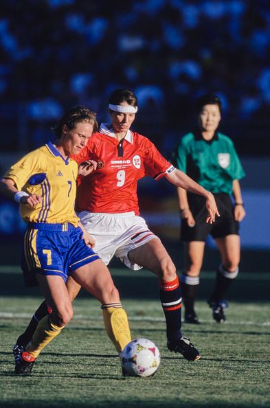 Women's Soccer「1999 FIFA Women's World Cup」:写真・画像(1)[壁紙.com]