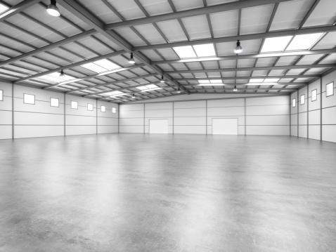 ������「Empty Warehouse」:スマホ壁紙(11)