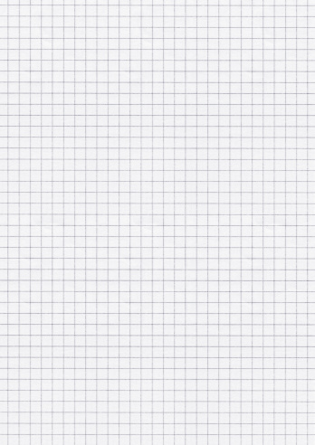 Writing「A piece of white graph paper that is blank」:スマホ壁紙(0)