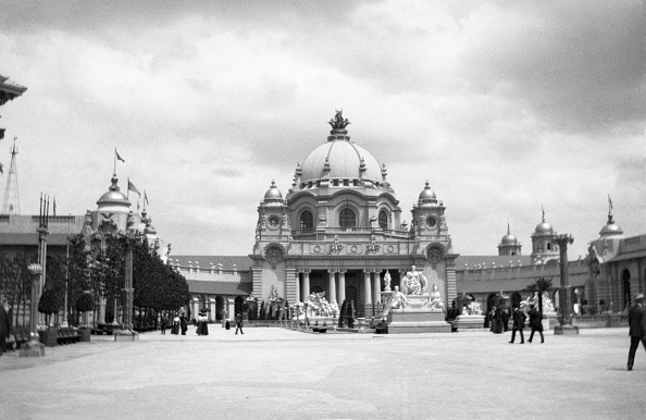 1900「Government Building At Expo」:写真・画像(3)[壁紙.com]