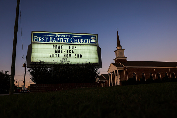 Southern USA「Across The U.S. Voters Flock To The Polls On Election Day」:写真・画像(19)[壁紙.com]