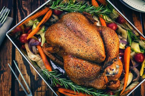 Chicken Wing「Roasted Turkey」:スマホ壁紙(1)