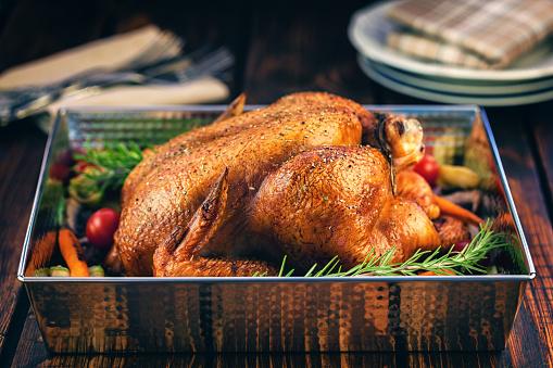 Turkey - Bird「Roasted Turkey」:スマホ壁紙(3)