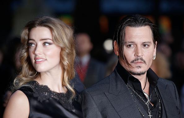 "Amber Heard「""Black Mass"" - Virgin Atlantic Gala - BFI London Film Festival」:写真・画像(19)[壁紙.com]"