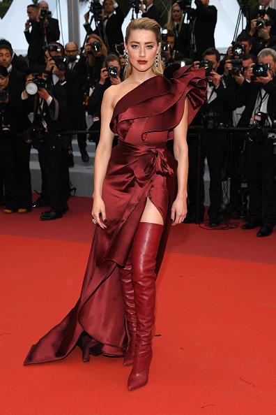 """アンバー・ハード「""""Pain And Glory (Dolor Y Gloria/ Douleur Et Glorie)"""" Red Carpet - The 72nd Annual Cannes Film Festival」:写真・画像(19)[壁紙.com]"""