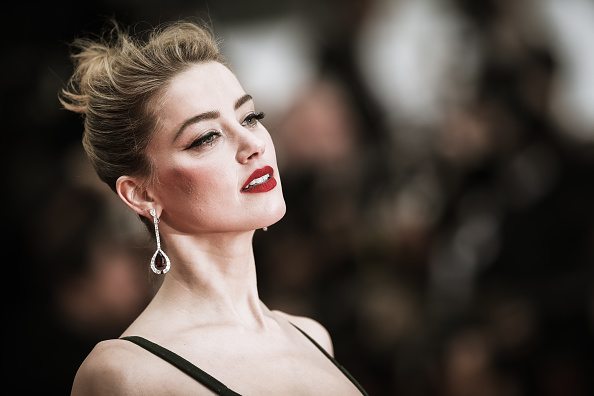 アンバー・ハード「Alternative View In Colour - The 71st Annual Cannes Film Festival」:写真・画像(9)[壁紙.com]