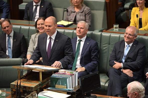 Politics「Australian Federal Budget Delivered In Canberra」:写真・画像(8)[壁紙.com]