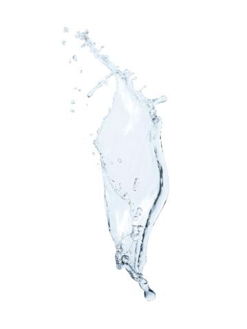 Vertical「Splashing of clean water」:スマホ壁紙(8)