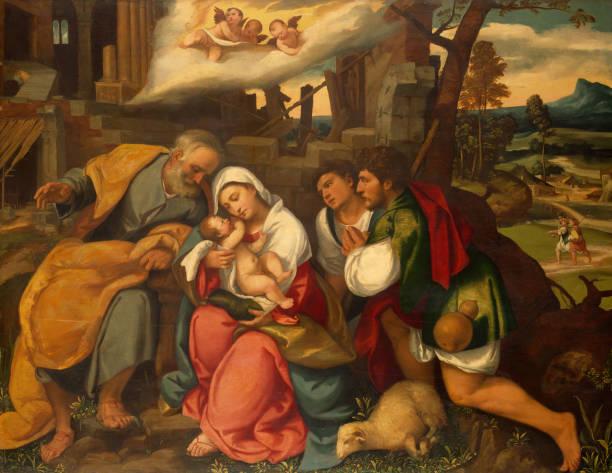 The Adoration Of The Shepherds:ニュース(壁紙.com)
