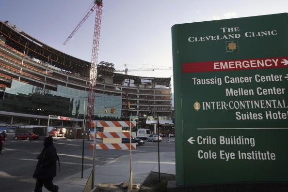 Cleveland - Ohio「Silvio Berlusconi Undergoes Heart Surgery In Cleveland」:写真・画像(4)[壁紙.com]