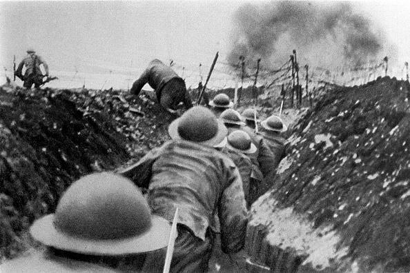 Infantry「The Somme」:写真・画像(0)[壁紙.com]