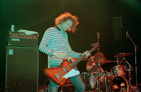 Musical instrument「Mudhoney Live In London」:写真・画像(18)[壁紙.com]