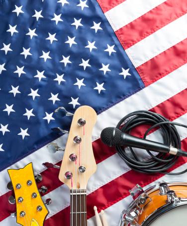 Rock Music「American Music」:スマホ壁紙(14)