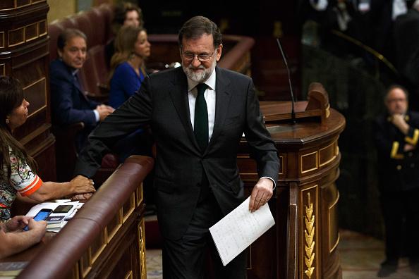 Pablo Blazquez Dominguez「No-confidence Motion At Spanish Parliament」:写真・画像(6)[壁紙.com]