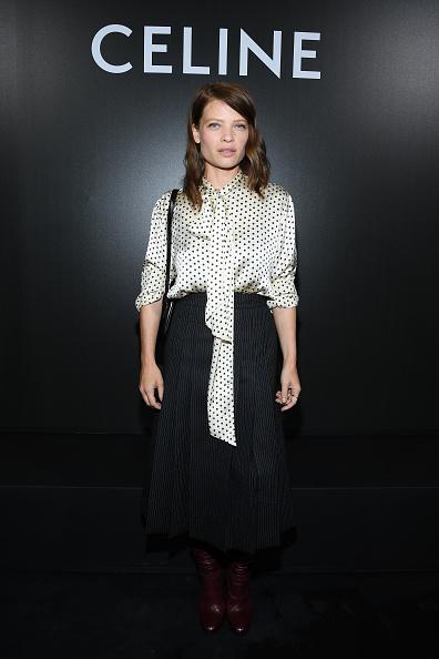 Tied Knot「Celine : Front Row -  Paris Fashion Week - Womenswear Spring Summer 2020」:写真・画像(6)[壁紙.com]