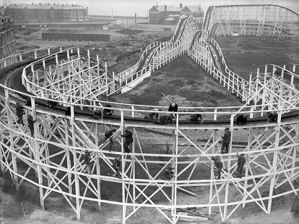 Rollercoaster「Big Dipper Work」:写真・画像(9)[壁紙.com]