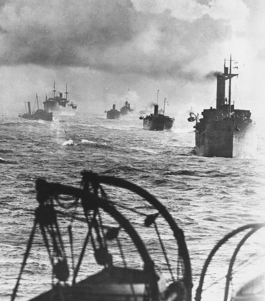 World War II「East Coast Convoy」:写真・画像(10)[壁紙.com]