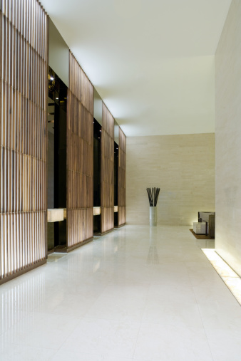 Simplicity「Modern Elevator Lobby」:スマホ壁紙(15)