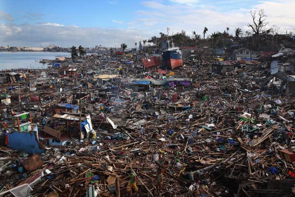 Natural Disaster「Humanitarian Efforts Continue Following Devastating Super Typhoon」:写真・画像(10)[壁紙.com]