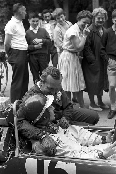 Spa「Jim Clark, Colin Chapman, Grand Prix of Belgium」:写真・画像(14)[壁紙.com]